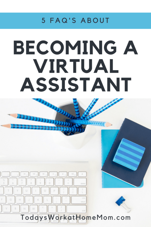Becoming a virtual assistant is a popular & growing profession. Get answers to frequently asked questions about starting a virtual assisting business.