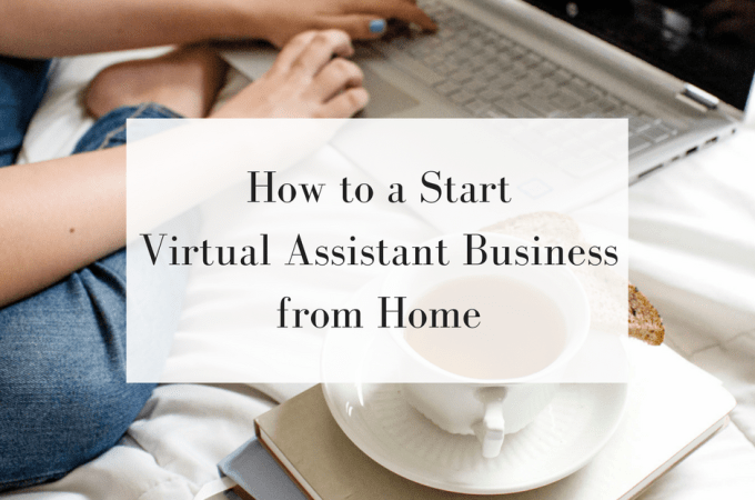 Starting a virtual assistant business from home is a great way to earn income. Learn 5 important steps to starting your new business.