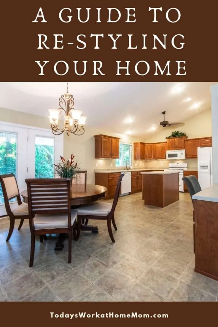Re-Styling Your Home