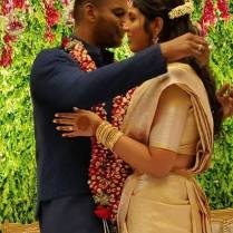 Actor Vishal Engagement Photos Gallery