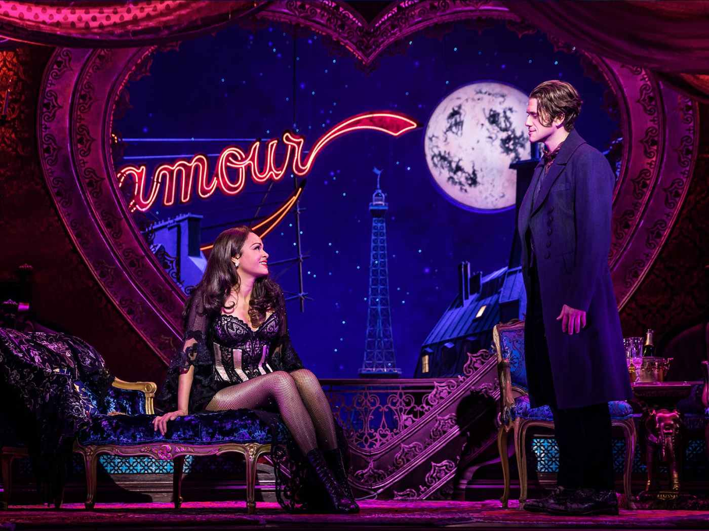 Moulin Rouge! The Musical Tickets | New York | TodayTix