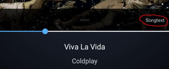 amazon music songtexte in app anzeigen