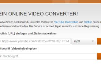 youtube musik kostenlos downloaden