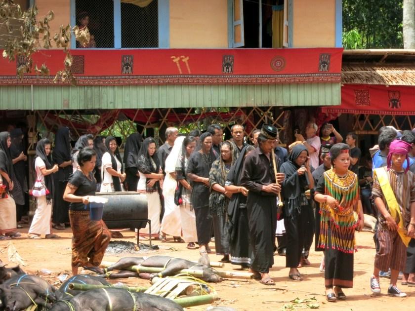 Toraja Beerdigung