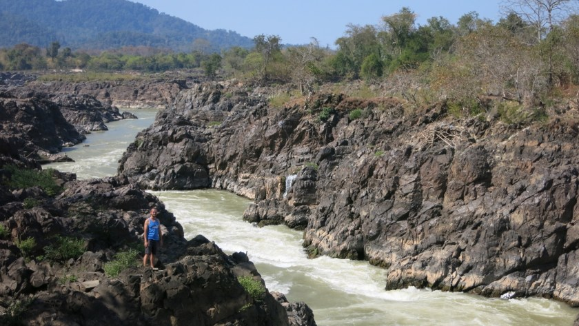 Auf Reisen: 4000 Islands in Laos