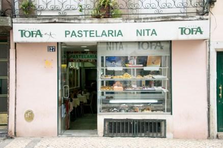 Lissabon Pastelaria