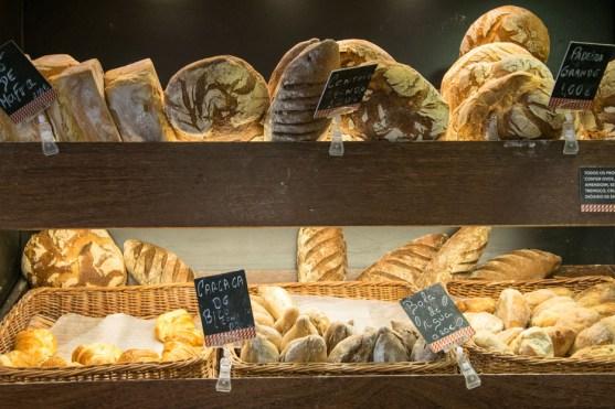 Ja ja, die Deutschen und ihr Brot. Aber ich liebe, liebe, liebe tatsächlich Brot!