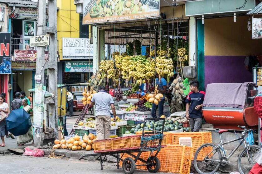 sri lanka food markt