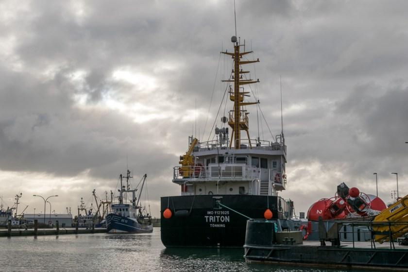 buesum hafen museumshafen schiffe nordsee ausflug