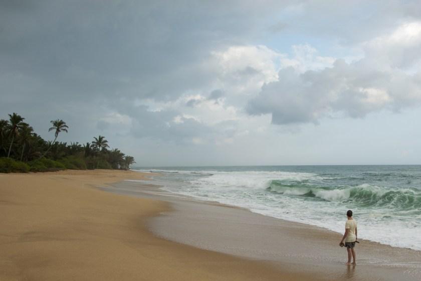 strände auf sri lanka: tangalle marakolliya tipp