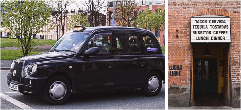 liverpool taxi englisch london