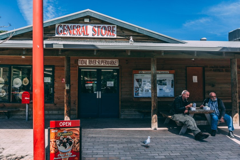 General Store Wilson's Promontory Nationalpark