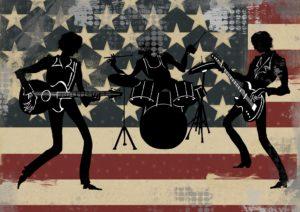 America Pop Dance Music