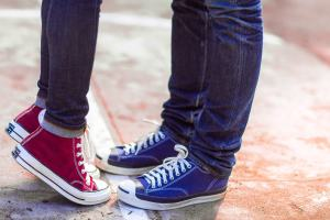 Converse Couple Soulmate