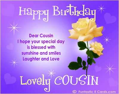 Funny Short Happy Birthday Quotes For A Girl Cousin Todayz News