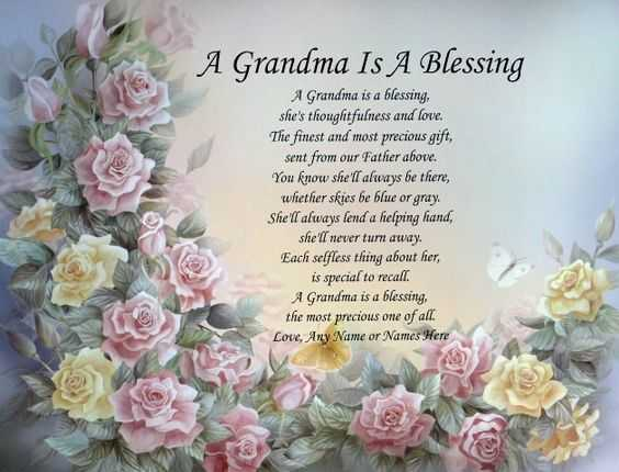 Happy Birthday Grandma Quotes In Heaven Or Passed Away Todayz News