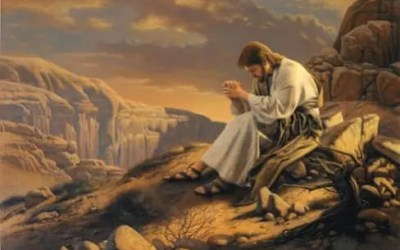 Why did Jesus weep?