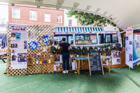 Food and Drink Stalls 36