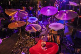 Ronnie Scotts at the White Rose Rotunda 06