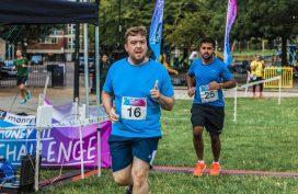 0001 Finish Line - Giff Gaff Money Fit Challenge