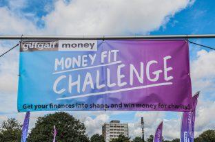 0001 General Shots - Giff Gaff Money Fit Challenge