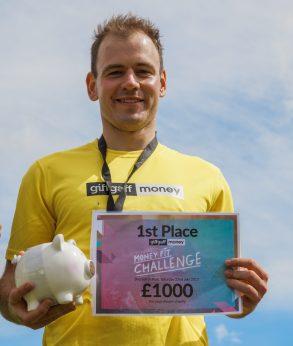 0021 Post Race - Giff Gaff Money Fit Challenge