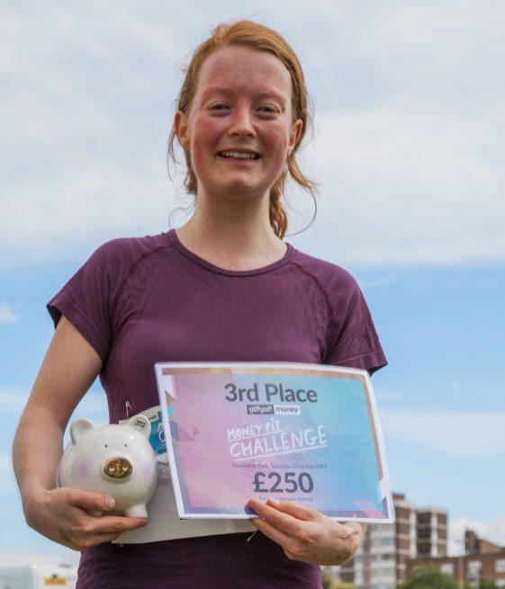 0023 Post Race - Giff Gaff Money Fit Challenge