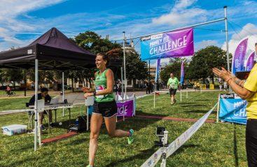 0027 Finish Line - Giff Gaff Money Fit Challenge