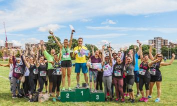 0027 Post Race - Giff Gaff Money Fit Challenge
