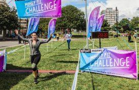 0066 Finish Line - Giff Gaff Money Fit Challenge