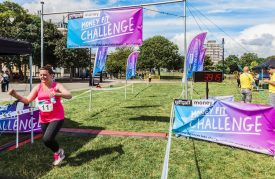 0093 Finish Line - Giff Gaff Money Fit Challenge