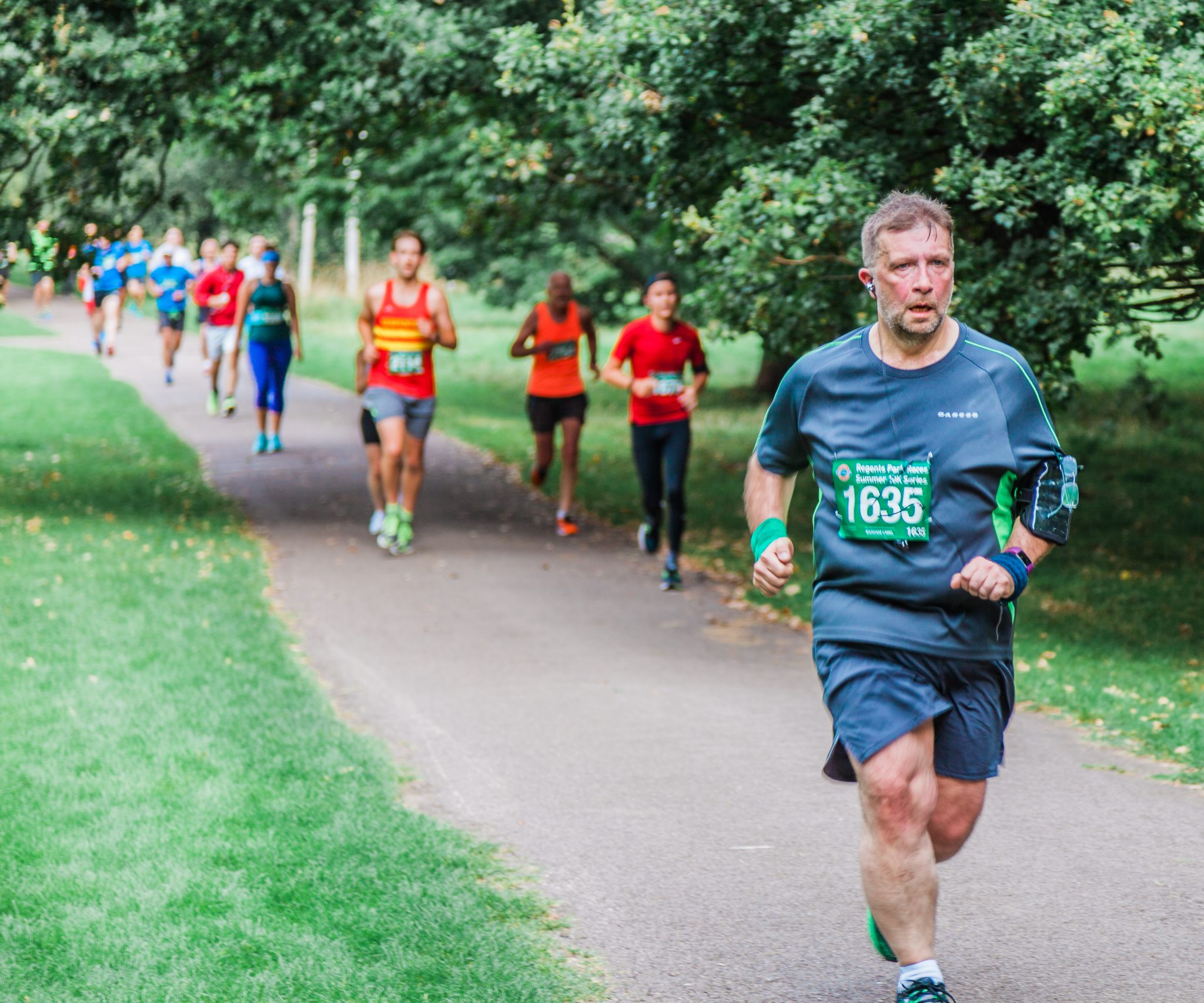 163 Regents Park Races 03.09.17