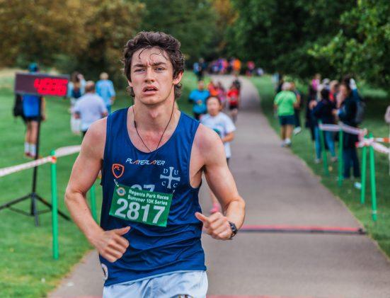 207 Regents Park Races 03.09.17