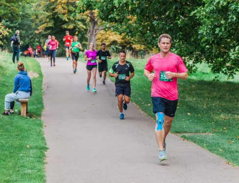 297 Regents Park Races 03.09.17