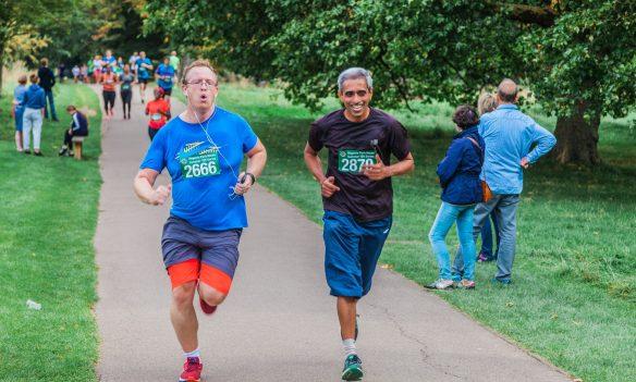 350 Regents Park Races 03.09.17