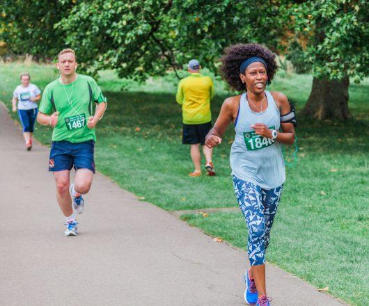 436 Regents Park Races 03.09.17