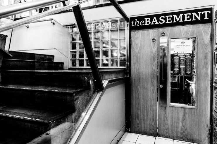 002 The Basement Photos 2018