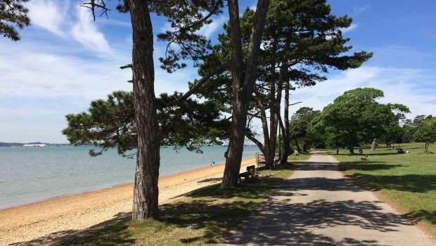 Royal Victoria Country Park, Southampton ---1