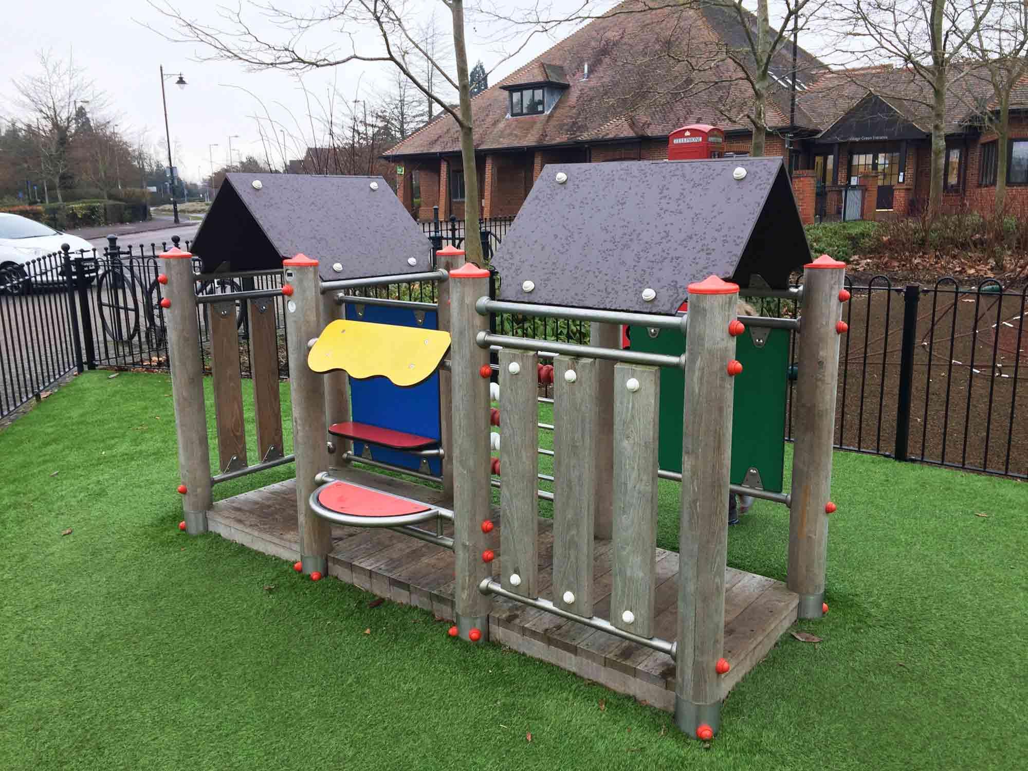 The Key Play Area, Elvetham Heath