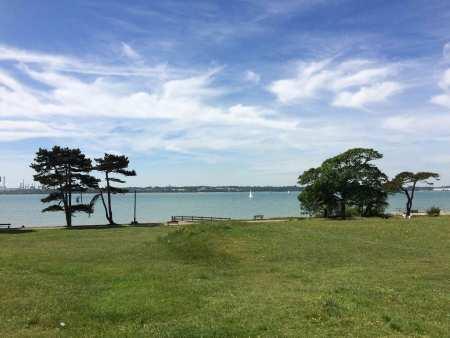 Royal Victoria Country Park, Southampton