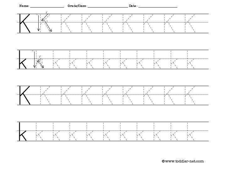 Tracing Templates. letters alphabet and free printable alphabet ...