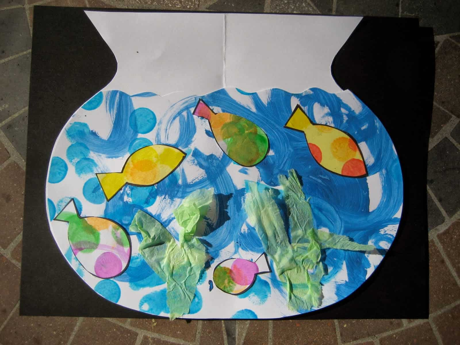Rainbow Fish Crafts And Activities Virtual Book Club For