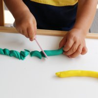 Play-dough Slicing