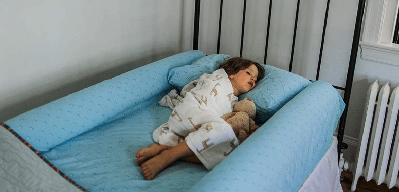 Royexe Inflatable Travel Bed Rails for Toddlers