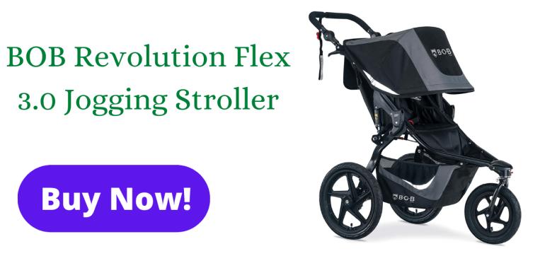BOB Revolution Flex 3.0 Jogging Stroller
