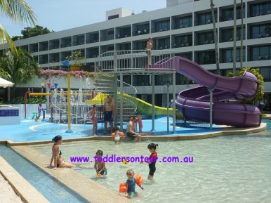 My hard rock hotel penang review with kids toddlers on - Hard rock hotel penang swimming pool ...