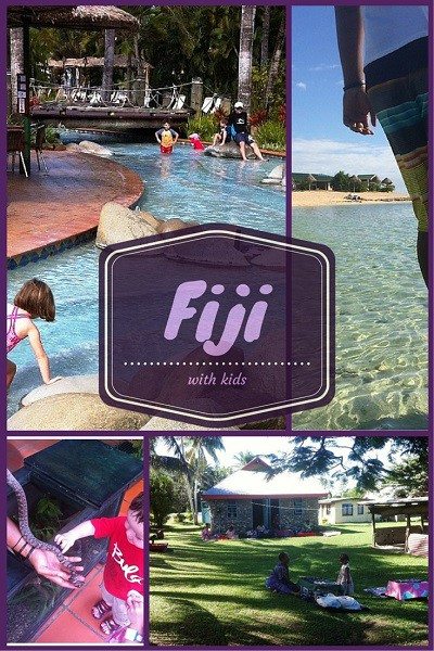 Fiji with Kids