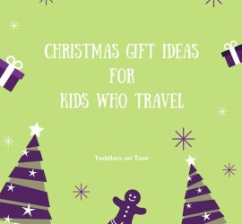 travel gifts for kids