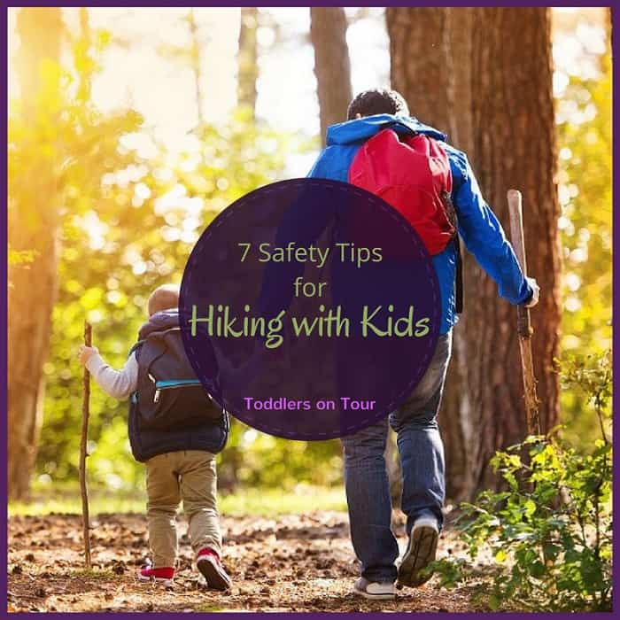How To Hike Safely With Kids – The Basic Knowledge You Need To Know