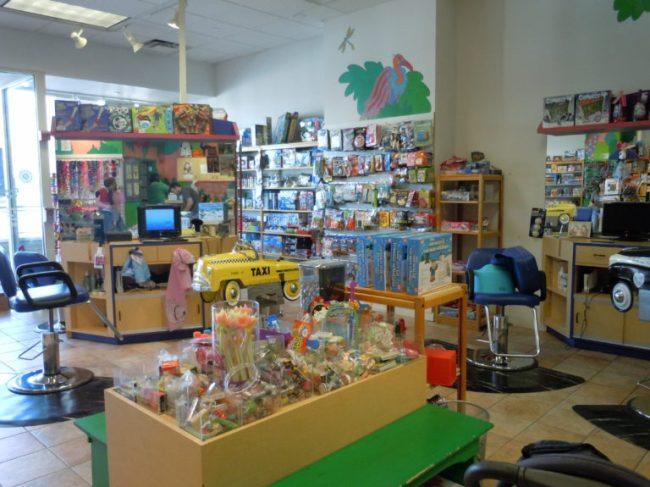 KidSnips - store